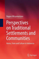 Omslag - Perspectives on Traditional Settlements and Communities
