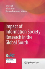 Omslag - Impact of Information Society Research in the Global South