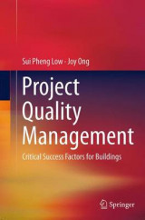 Omslag - Project Quality Management