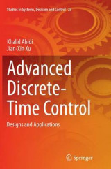 Omslag - Advanced Discrete-Time Control