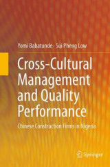 Omslag - Cross-Cultural Management and Quality Performance
