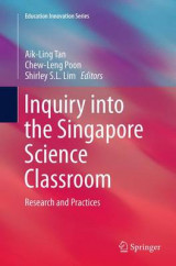 Omslag - Inquiry into the Singapore Science Classroom