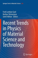 Omslag - Recent Trends in Physics of Material Science and Technology