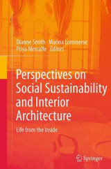 Omslag - Perspectives on Social Sustainability and Interior Architecture