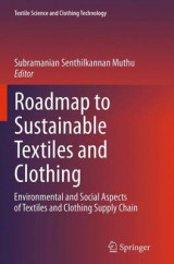 Omslag - Roadmap to Sustainable Textiles and Clothing