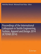 Omslag - Proceedings of the International Colloquium in Textile Engineering, Fashion, Apparel and Design 2014 (ICTEFAD 2014)