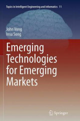 Omslag - Emerging Technologies for Emerging Markets