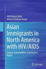 Omslag - Asian Immigrants in North America with HIV/AIDS