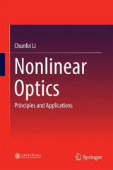 Omslag - Nonlinear Optics 2017