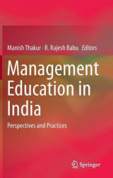 Omslag - Management Education in India 2017