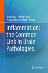 Omslag - Inflammation: The Common Link in Brain Pathologies 2016