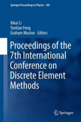 Omslag - Proceedings of the 7th International Conference on Discrete Element Methods 2017