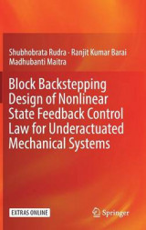 Omslag - Block Backstepping Design of Nonlinear State Feedback Control Law for Underactuated Mechanical Systems 2017
