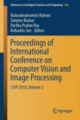 Omslag - Proceedings of International Conference on Computer Vision and Image Processing: Volume 2