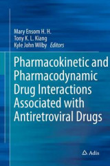 Omslag - Pharmacokinetic and Pharmacodynamic Drug Interactions Associated with Antiretroviral Drugs