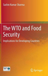 Omslag - The WTO and Food Security