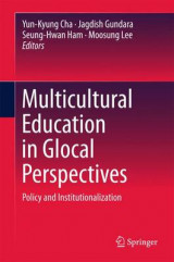 Omslag - Multicultural Education in Glocal Perspectives