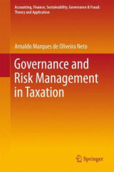 Omslag - Governance and Risk Management in Taxation