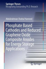 Omslag - Phosphate Based Cathodes and Reduced Graphene Oxide Composite Anodes for Energy Storage Applications