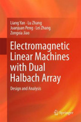Omslag - Electromagnetic Linear Machines with Dual Halbach Array