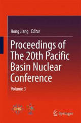Omslag - Proceedings of the 20th Pacific Basin Nuclear Conference: Volume 3