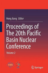 Omslag - Proceedings of the 20th Pacific Basin Nuclear Conference: Volume 2