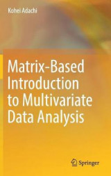 Omslag - Matrix-Based Introduction to Multivariate Data Analysis