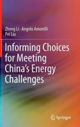 Omslag - Informing Choices for Meeting China's Energy Challenges