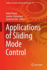 Omslag - Applications of Sliding Mode Control