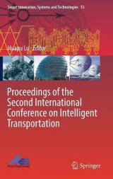 Omslag - Proceedings of the Second International Conference on Intelligent Transportation