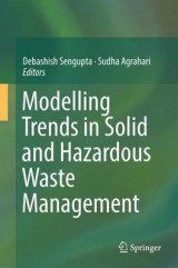 Omslag - Modelling Trends in Solid and Hazardous Waste Management