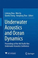 Omslag - Underwater Acoustics and Ocean Dynamics 2016