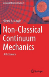 Omslag - Non-Classical Continuum Mechanics 2017
