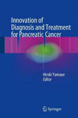 Omslag - Innovation of Diagnosis and Treatment for Pancreatic Cancer