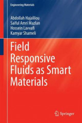 Omslag - Field Responsive Fluids as Smart Materials 2016