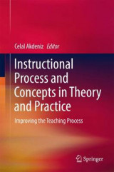 Omslag - Instructional Process and Concepts in Theory and Practice