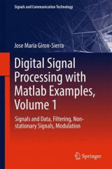 Omslag - Digital Signal Processing with Matlab Examples 2017: No. 1