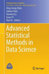 Omslag - Advanced Statistical Methods in Data Science