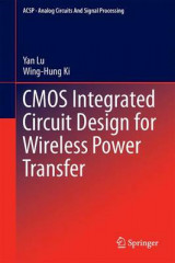Omslag - CMOS Integrated Circuit Design for Wireless Power Transfer