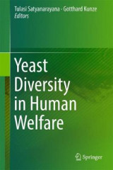 Omslag - Yeast Diversity in Human Welfare