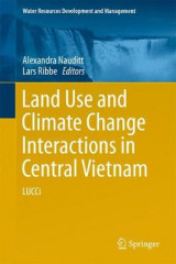 Omslag - Land Use and Climate Change Interactions in Central Vietnam