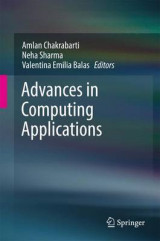 Omslag - Advances in Computing Applications