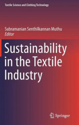 Omslag - Sustainability in the Textile Industry
