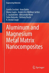 Omslag - Aluminum and Magnesium Metal Matrix Nanocomposites 2017