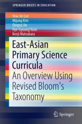 Omslag - East-Asian Primary Science Curricula