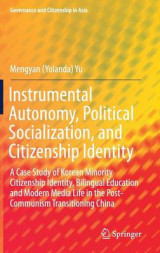 Omslag - Instrumental Autonomy, Political Socialization, and Citizenship Identity 2017