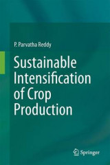 Omslag - Sustainable Intensification of Crop Production 2017
