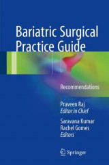 Omslag - Bariatric Surgical Practice Guide