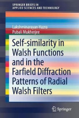 Omslag - Self-similarity in Walsh Functions and in the Farfield Diffraction Patterns of Radial Walsh Filters