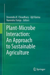 Omslag - Plant-Microbe Interaction: An Approach to Sustainable Agriculture
